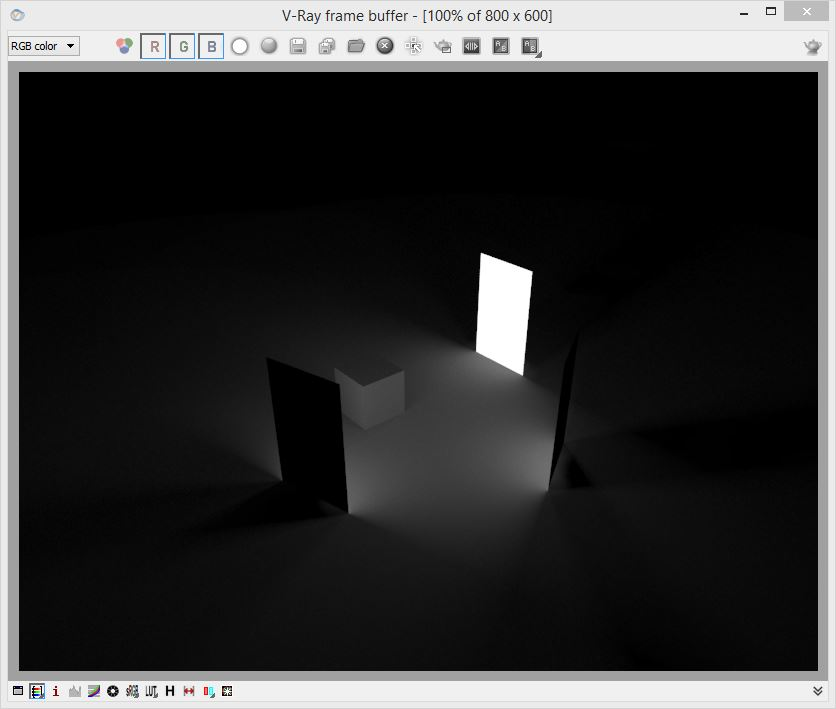 A little trick for Vray Rectangle lights • sketchUcation • 1