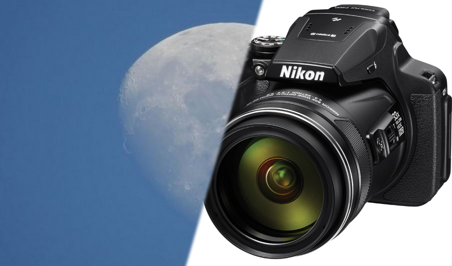ZOOM da paura per la nuova Nikon Coolpix P900!