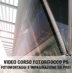video corso di sketchup, 3DSMAX e Photoshop in offerta