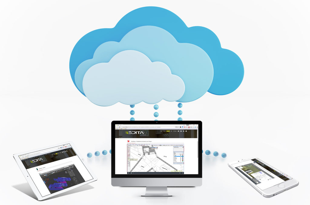 3dita | cloud videocorsi